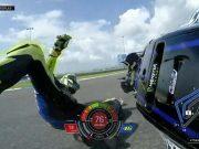 Start 9, Rossi Jelaskan Kesalahan di Kualifikasi