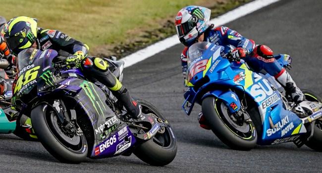Tim MotoGP Rossi Gabung Satelit Suzuki 2021?