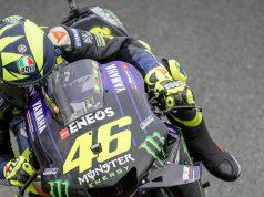 Yamaha Lainnya di Depan, Kenapa Rossi Start ke-10?