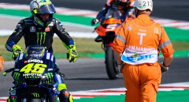 Bocor! Rossi Bakal Tetap di Yamaha Sampai 2022