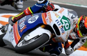 Fernandez Gantikan Marquez di MarcVDS Moto2 2020