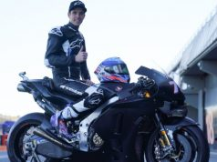 Penampilan Perdana Alex dengan Repsol Honda