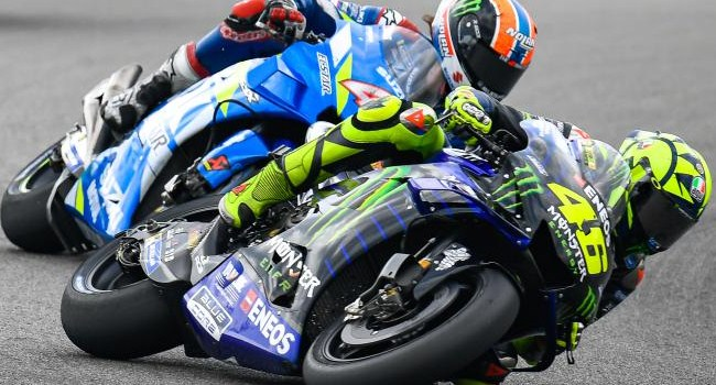 MotoGP Valencia: Rossi Target Naik Podium