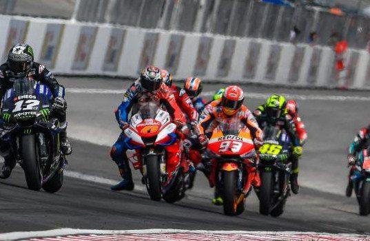 Jadwal Race MotoGP Valencia 2019