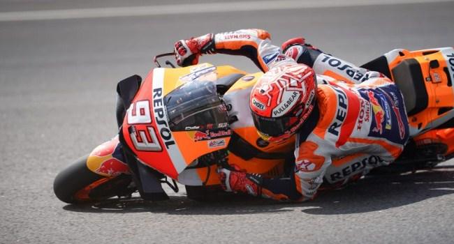 Tes Rider Honda Bocorkan Rahasia Marquez