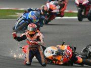 Rahasia Marquez Kurangi Kecelakaan di MotoGP