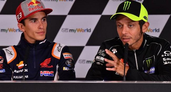 Rossi Tak Ada Apa-apanya Jika Marquez Lakukan Hal Ini