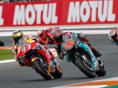 Jadwal Tes Pra-musim MotoGP 2020 Valencia