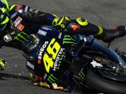 Rossi Jelaskan Penyebab Dua Kali Kecelakaan di Valencia
