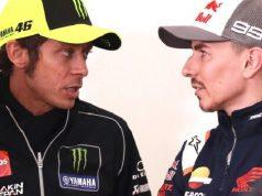 Rossi Senang Kalau Lorenzo Jadi Test Rider Yamaha