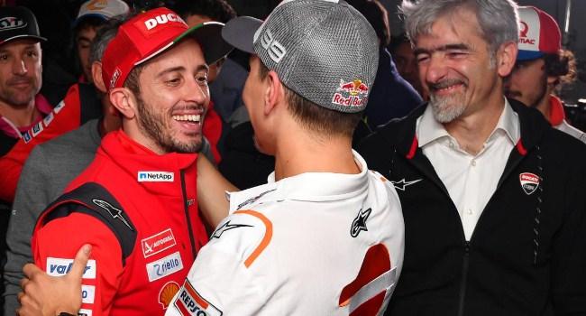 Pengakuan Ducati, Menyesal Pernah Lepas Lorenzo
