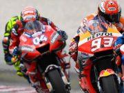 Ini Pembalap yang Diwaspadai Marquez di MotoGP 2020