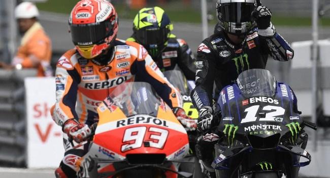 Marquez: Saya Lanjut dengan Honda 2021, Tapi..