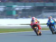 5 Pertarungan Last Lap Terbaik MotoGP 2019, Marquez Babak Belur
