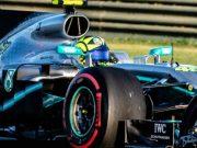 Komentar Rossi Usai Jajal Mobil F1 Hamilton