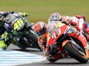 Tak Mau Seperti Rossi, Marquez Ingin Diingat Seperti Legenda Ini