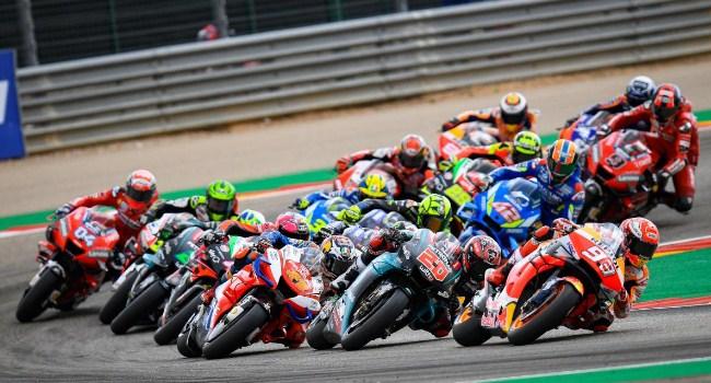 Jadwal Race MotoGP dan Formula Banyak yang Bentrok