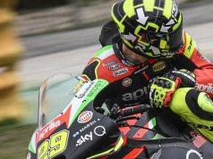 Gabung Aprilia, Lorenzo Gantikan Iannone di Tes Sepang