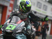 Morbidelli: Rossi Pensiun Jika Hanya Tembus 8 Besar