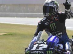 Resmi! Yamaha Perpanjang Kontrak Vinales Hingga 2022