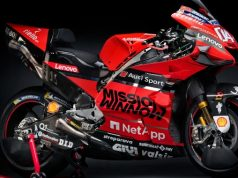 Resmi! Livery Ducati Mission Winnow MotoGP 2020