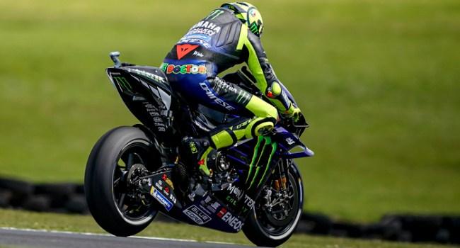 Siapa Rider Paling Jago Ngerem, Rossi atau Marquez?