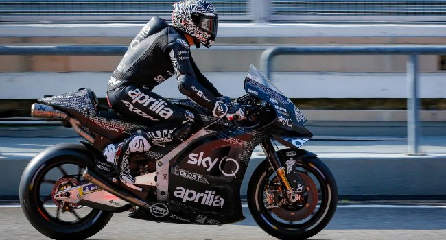 Hati-hati! Aleix Sebut Motor Aprilia 2020 Sejago Yamaha