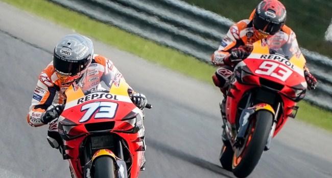 Gosip: Motor Honda 2020 Sulit, Marquez Pindah ke Ducati