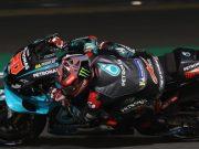 Hasil Tes Pra-musim MotoGP 2020 Qatar Hari 2