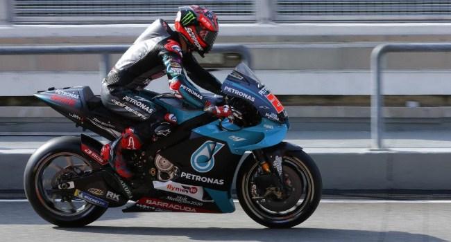 Quartararo Tak Yakin Bisa Rebut Gelar MotoGP 2020