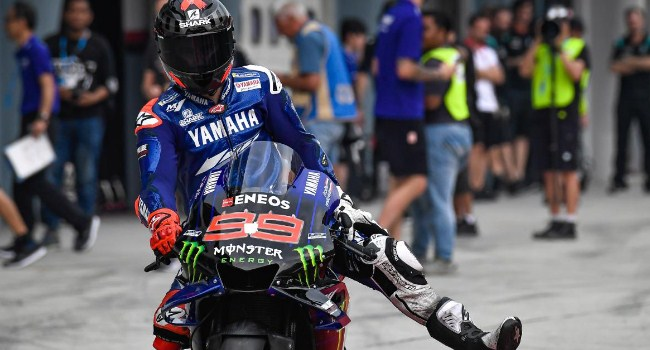 Tes Sepang: Lorenzo Sudah Tahu Kelemahan Yamaha M1