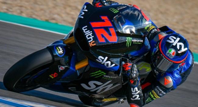 Hasil Tes Pra-musim Moto2 2020 Jerez Hari 2