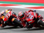 Ducati: Marquez Selangkah di Atas Semua Pembalap
