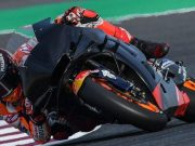 Tes Qatar: Akhirnya Marquez Temukan Kelemahan Honda 2020