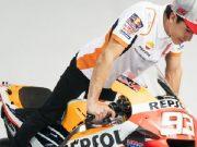 Benarkan Motor Marquez Beda Sendiri? Ini Kata Honda