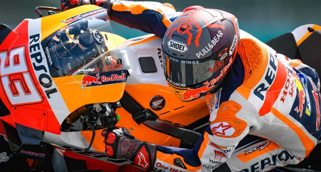 Marquez Ungkap Penyebab Kecelakaan di Tes Sepang