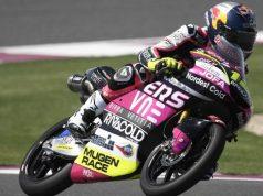 Hasil Tes Pra-musim Moto3 2020 Qatar Hari 2
