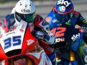 Hasil Tes Pra-musim Moto2 2020 Jerez Hari 3