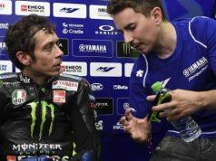 Penting! Ini yang Dibicarakan Rossi-Lorenzo di Sepang