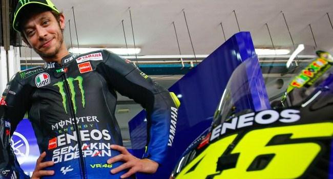 Marquez: Rossi Sangat Penting, Tak Mungkin Dibuang Yamaha