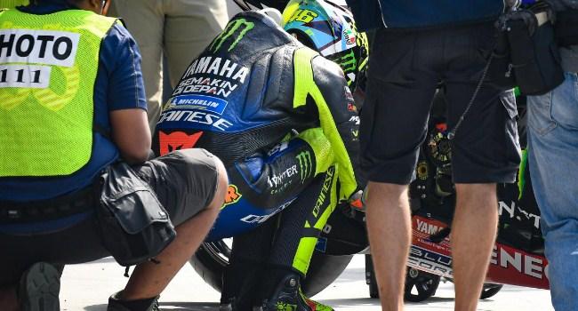 Melandri: Rossi Sudah Terlalu Tua untuk MotoGP
