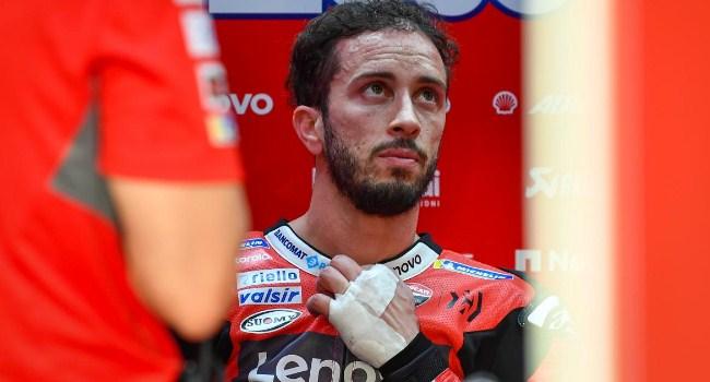 Honda Ungkap Ducati dalam Bahaya di MotoGP Qatar