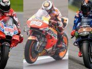 Perbandingan Lorenzo: Ducati Tangguh, Honda Gesit, Yamaha Halus