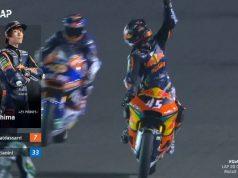 Klasemen Sementara Moto2 usai GP Qatar 2020