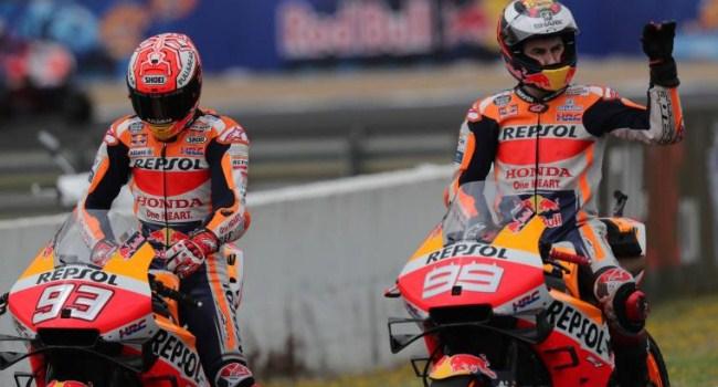 Marquez Tuding Lorenzo Takut Honda, Bukan Takut Balap