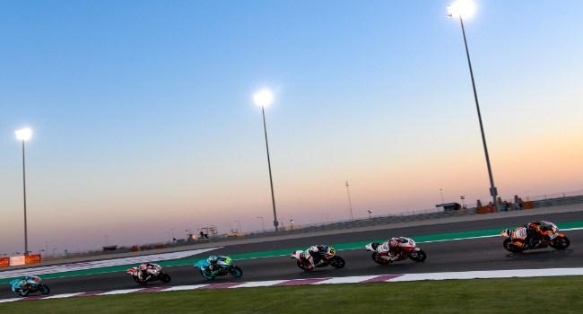 Jadwal Race Moto2-Moto3 Qatar 2020