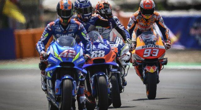Virus Corona: MotoGP Spanyol, Prancis dan Italia Terancam Batal?