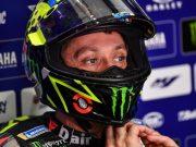 Rossi Kecewa Batal Balapan di Qatar dan Thailand