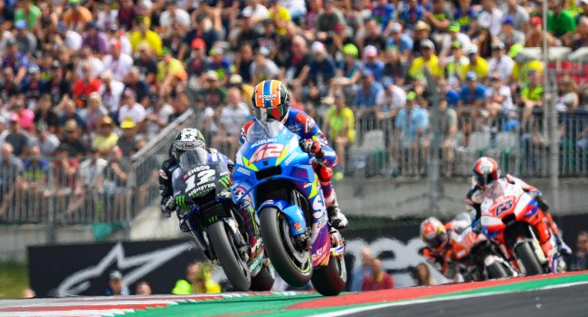 Tambah Kontrak, Indonesia Gelar MotoGP Selama 10 Tahun