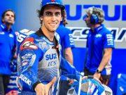 Resmi! Rins Perpanjang Kontrak dengan Suzuki Sampai 2022
